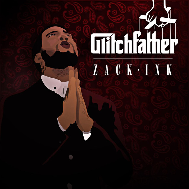 Album cover for Glitchfather by Zack Ink
