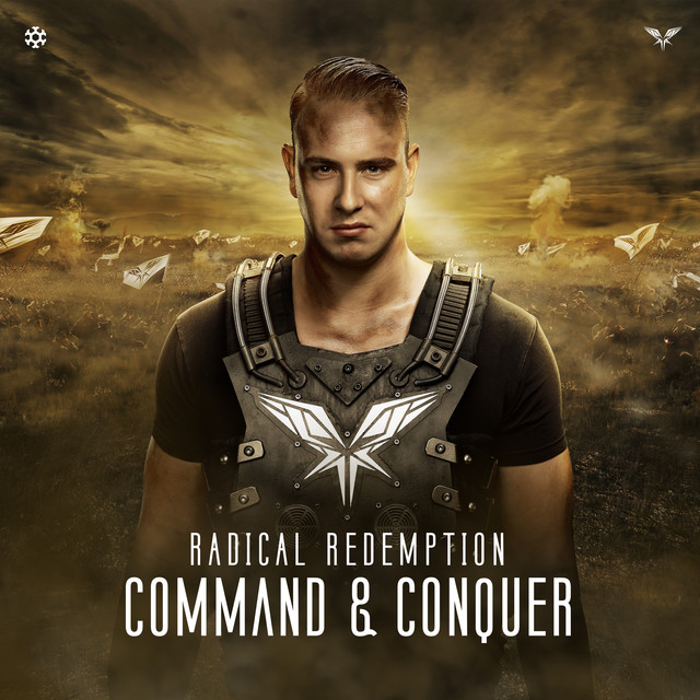 Album cover for Command & Conquer by Radical Redemption