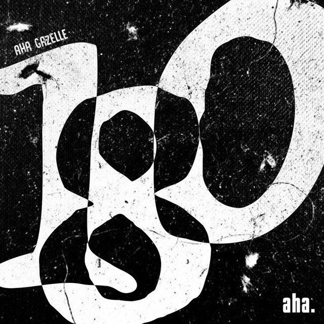Album cover for 180 by Aha Gazelle