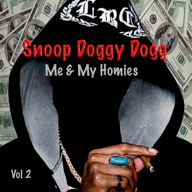 Me and My Homies cover