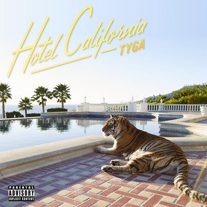 Hotel California (Explicit Deluxe Version) Albumcover