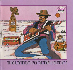 The London Bo Diddley Sessions album