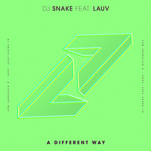 A Different Way (Feat. Lauv) Albümü