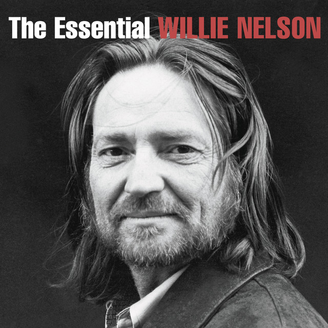 The Essential Willie Nelson Albumcover