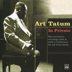 Art Tatum Over the Rainbow cover