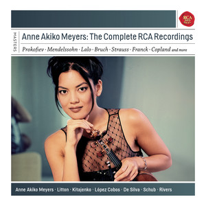 Anne Akiko Meyers - The Complete RCA Recordings album