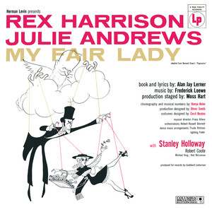 Julie Andrews Just You Wait cover