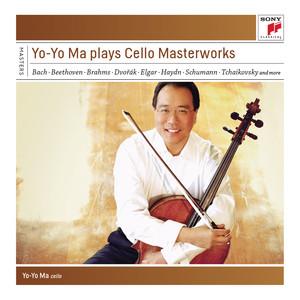 Yo-Yo Ma plays Concertos, Sonatas and Suites Albumcover