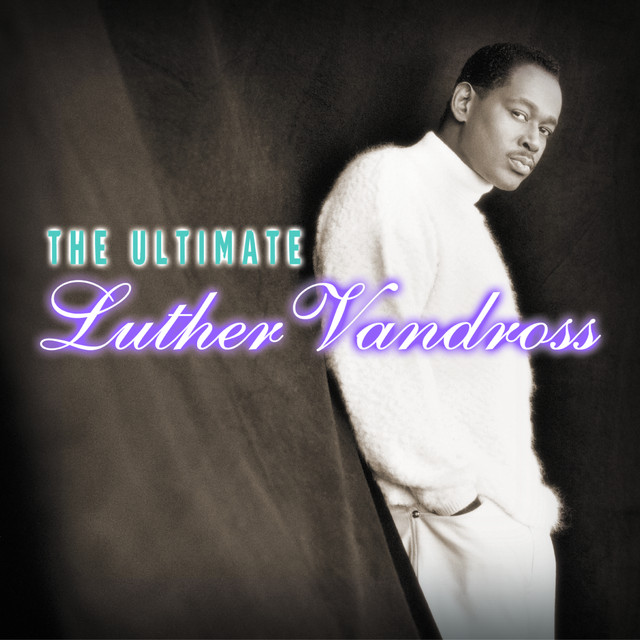Luther Vandross The Ultimate Luther Vandross album cover
