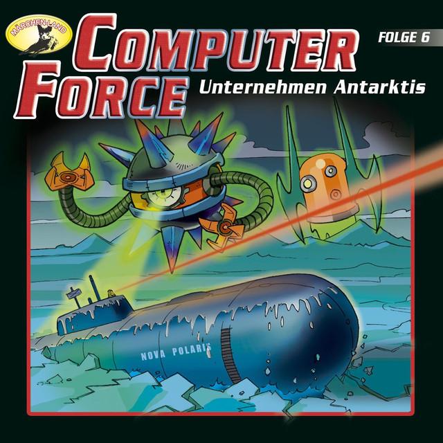 Folge 6: Unternehmen Antarktis Cover