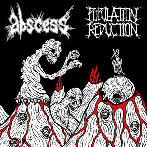 Abscess / Population Reduction album