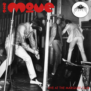 The Move Live at The Marquee Club - In Stereo album
