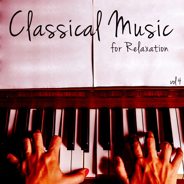 Classical Music for Relaxation, Vol. 4 Albumcover