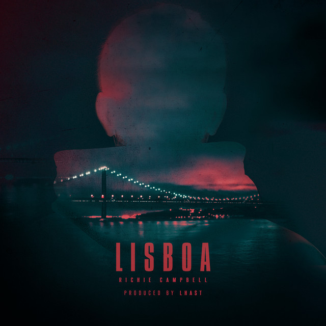 Album cover for Lisboa by Richie Campbell