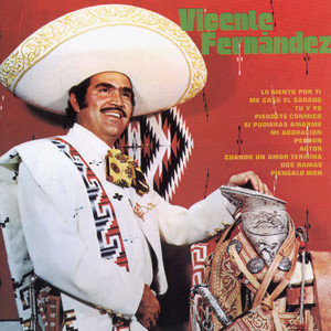 Vicente Fernandez Albumcover