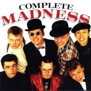 Complete Madness Albumcover