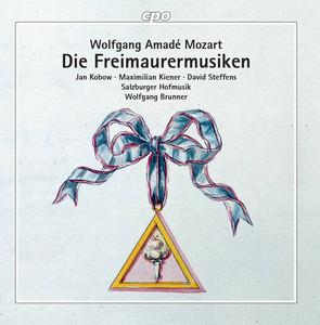 Mozart: Die Freimaurermusiken Albümü