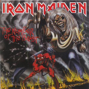 IRON MAIDEN, The Number Of The Beast - 1998 Remastered Version på Spotify