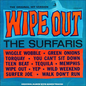 Wipe Out (Original Album Plus Bonus Tracks) album
