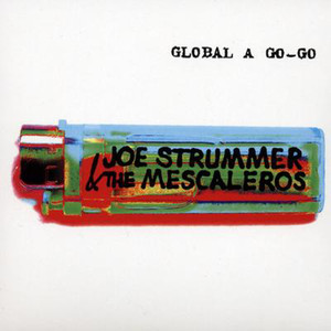 Joe Strummer & The Mescaleros Silver & Gold cover