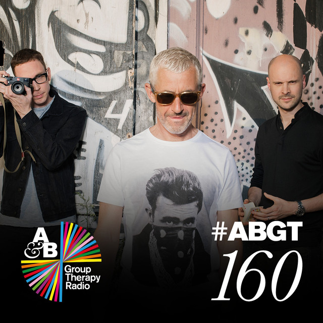 Album cover for Group Therapy 160 with Above & Beyond by Above & Beyond