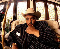 Solomon Burke, Patty Loveless You're the Kind of Trouble cover