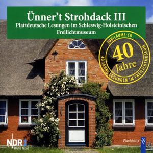 Ünner't Strohdack III (Plattdeutsche Lesungen im Schleswig-Holsteinischen Freilichtmuseum) Audiobook