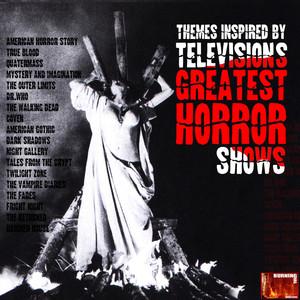 The Greatest TV Horror Shows album