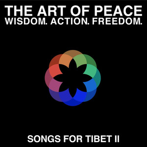 The Art of Peace - Songs for Tibet II Albumcover