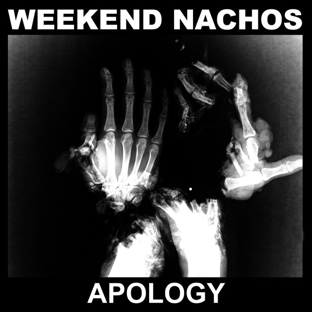 Album cover for Apology by Weekend Nachos