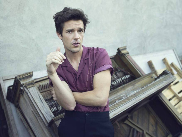Brandon Flowers Can't Deny My Love cover