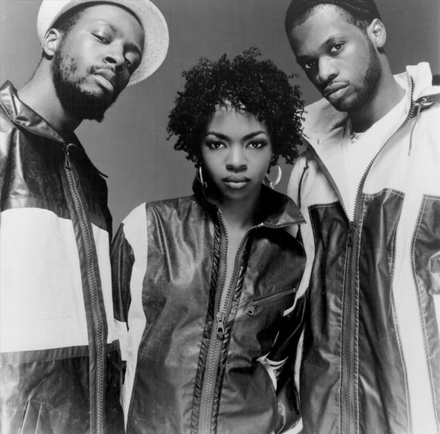 Fugees, Bounty Killer Hip-Hopera cover