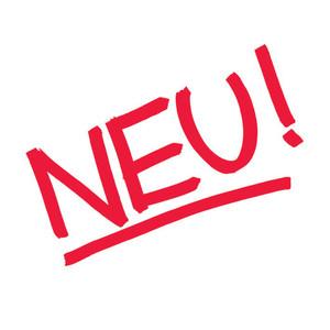 Copertina di Neu! - Hallogallo
