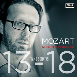 Mozart: Piano Sonatas Nos. 13-18 Albümü