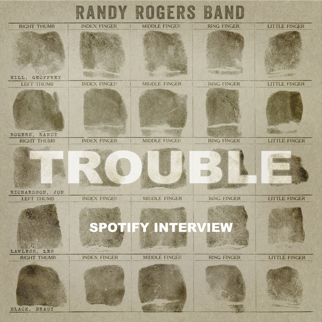 Trouble: Commentary (Spotify Interview)