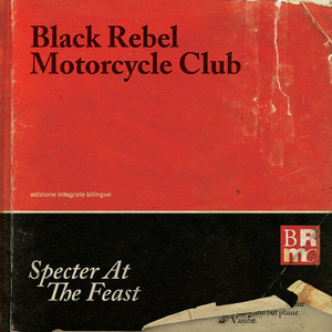 Black Rebel Motorcycle Club Let the Day Begin cover