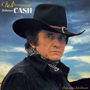 Adventures Of Johnny Cash Albumcover