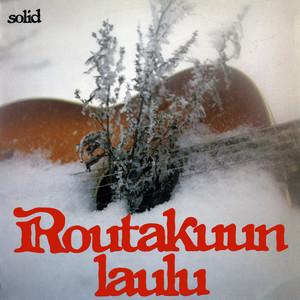 Routakuun Laulu Albumcover