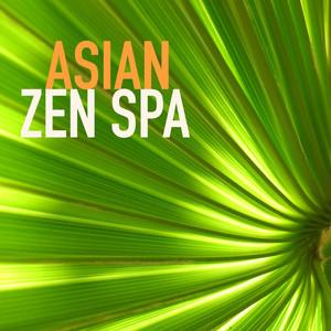 Asian Zen Spa Music for Meditating Albumcover