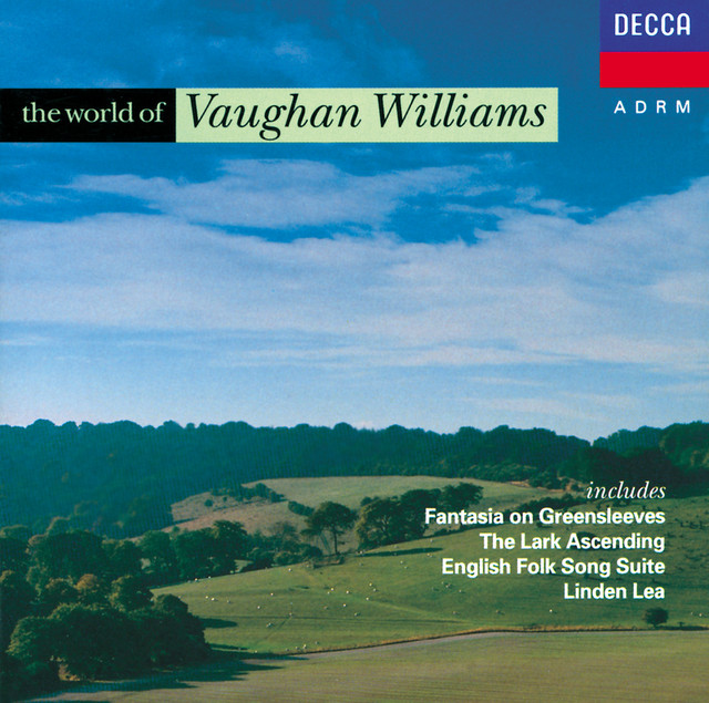 The World of Vaughan Williams Albumcover
