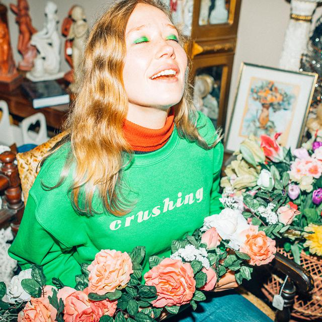 Album cover for Crushing by Julia Jacklin