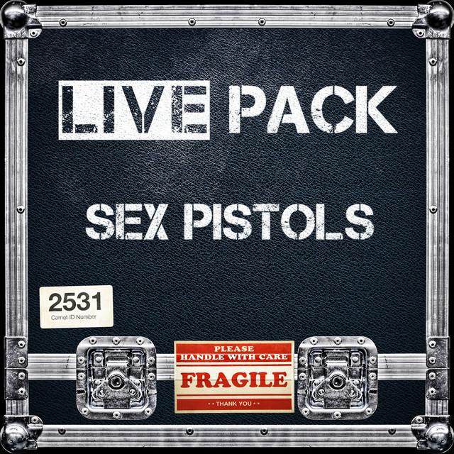 Live Pack - Sex Pistols - EP