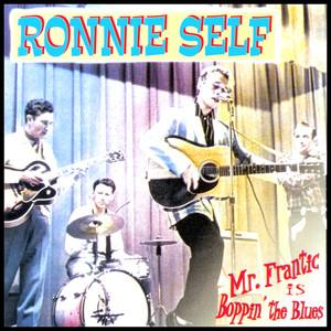 Mr Frantic Is Boppin' the Blues album