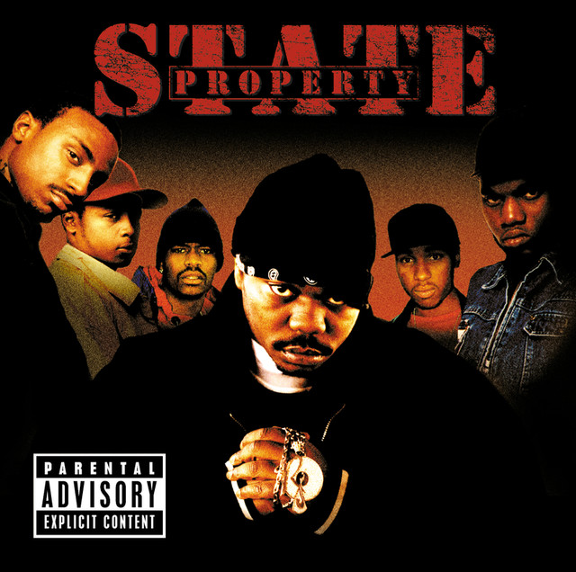 Various Artists State Property (Original Motion Picture Soundtrack) album cover