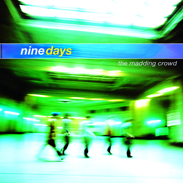 Nine The Madding Crowd album cover