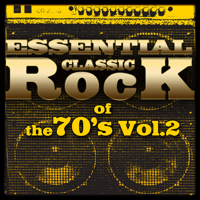 Essential Classic Rock of the 70's-Vol.2 Albumcover