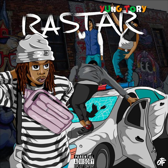 Album cover for Rastar by Yung Tory