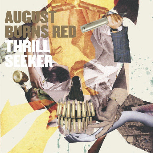 August Burns Red Thrill Seeker album cover