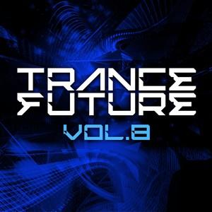 Trance Future, Vol. 8 Albumcover