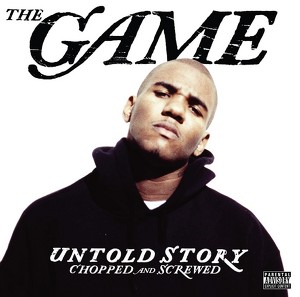 Untold Story - Chopped & Screwed Albumcover